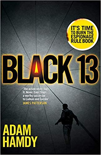 Black 13 by Adam Hamdy