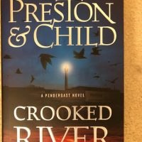 Crooked River - Based on a true story! #SaturdaySpotlight #Interview with bestselling authors Preston & Child #SaturdayShare