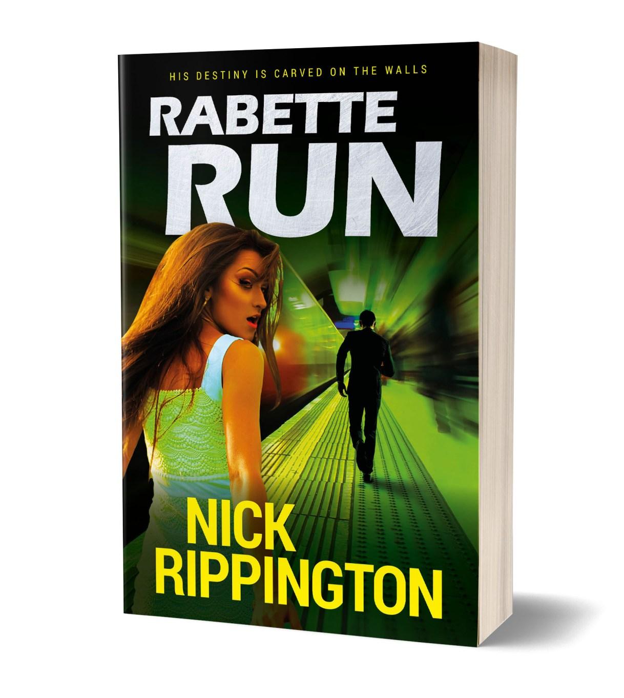 Rabette Run Cover 3D