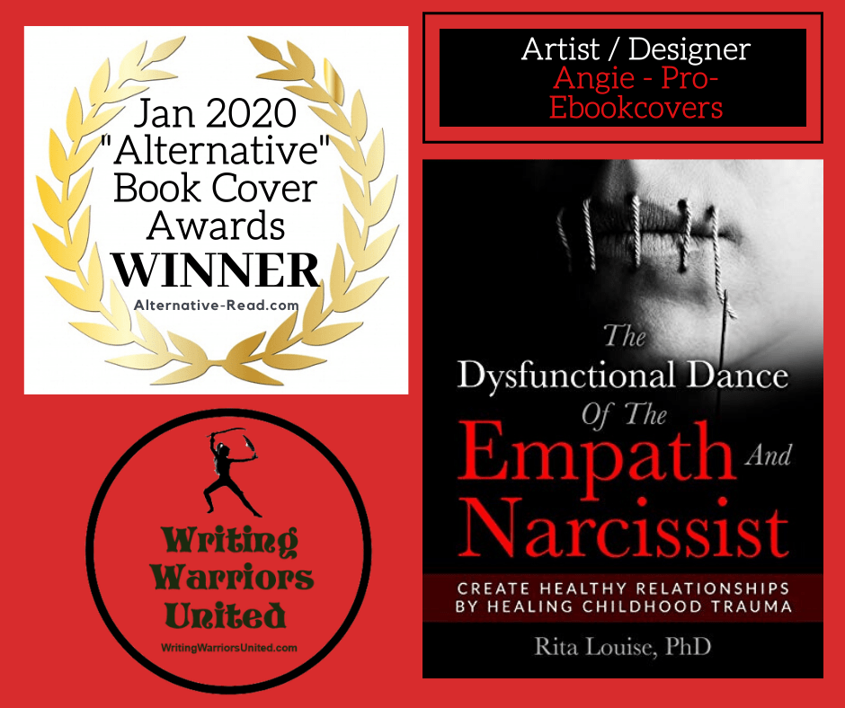1st Place BCA WINNER - The Dysfunctional Dance of The Empath and Narcissist