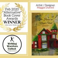 FEB 2020 #AltRead Book Cover Award Winner! #BookCover #WWU