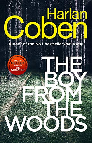 Harlan Coben - The Boy From The Woods - Cover on Amazon