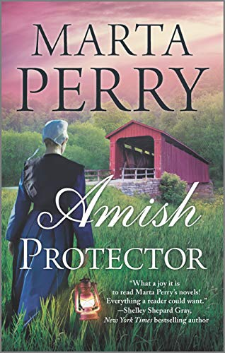Amish Protector (River Haven Book 2) by Marta Perry, HQN Pub.