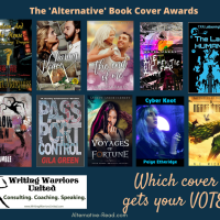 April 2020 Alternative Book Cover Award Nominees! Have you voted yet? #Vote for your favourite #BookCover now! [Ends April 30, 2020] #WWU