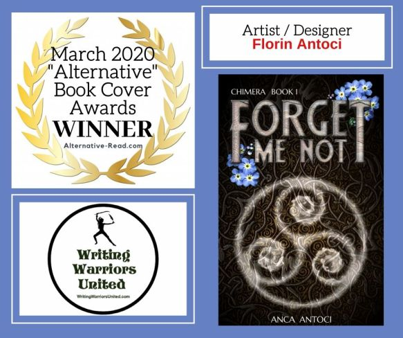 March 2020 1st Place BCA WINNER - Forget Me Not