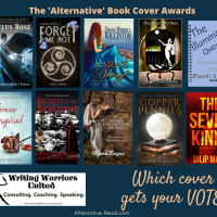 March 2020 Alternative Book Cover Award Nominees! Have you voted yet? #Vote for your favourite #BookCover now! [Ends April 24, 2020] @WritingWarrior2 #wwu