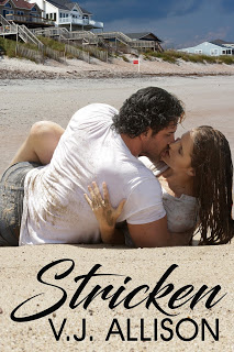 Stricken by V.J. Allison