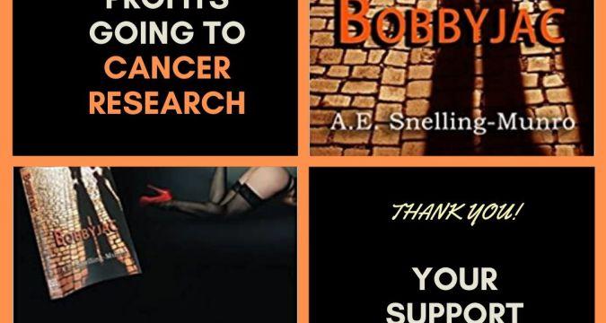BobbyJac Instagram - by author A.E. Snelling-Munro