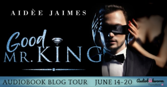 Audible Book Good Mr King by Aidee Jaimes #audible #book #review