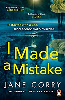 I Made A Mistake - by Jane Corry  - Happy Release Day! #IMadeAMistake #ReleaseDayLove #Novel #bestsellingauthor