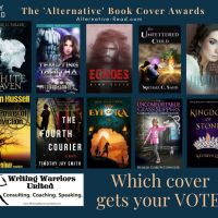 MAY 2020 Alternative Book Cover Award Nominees! Have you voted yet? #Vote for your favourite #BookCover now! [Ends Jun 7, 2020] @WritingWarrior2