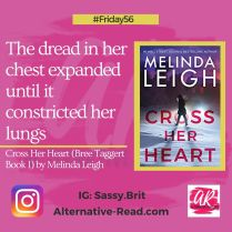 Melinda Leigh - Friday56 Quote Instagram Post