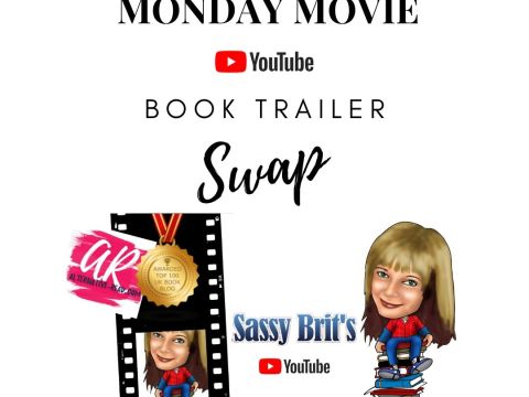Monday Movie Book Trailer Swap 2 Instagram Post