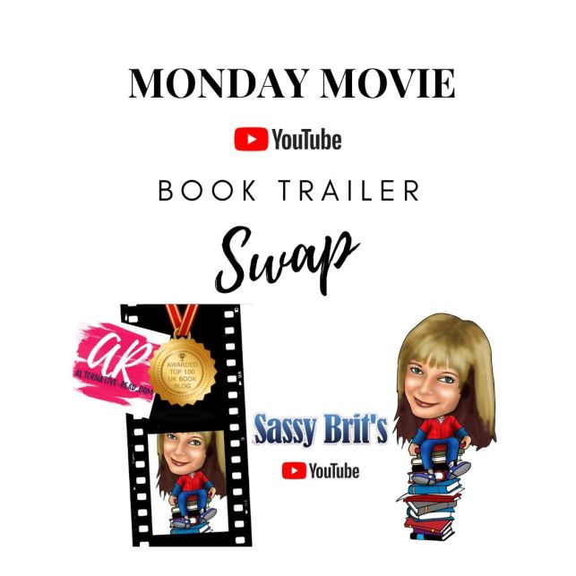 Monday Movie Book Trailer Swap 2 Instagram Post