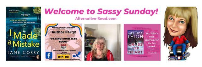 Sassy Sunday Header for May 31st