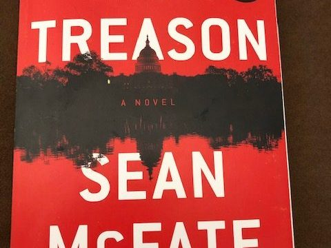 High Treason (Tom Locke) by Sean McFate - Teaser Tuesday #FirstChapter #FirstParagraph #TuesdayTeaser