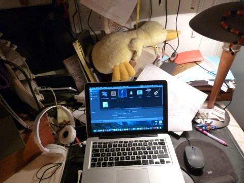The Desk of Jill Culiner