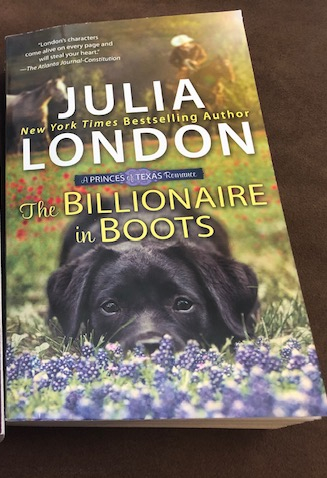 The Billionaire in Boots by Julia London #romance #novel #bestselling #author