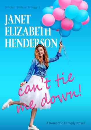 Can't Tie Me Down by Elizabeth Henderson