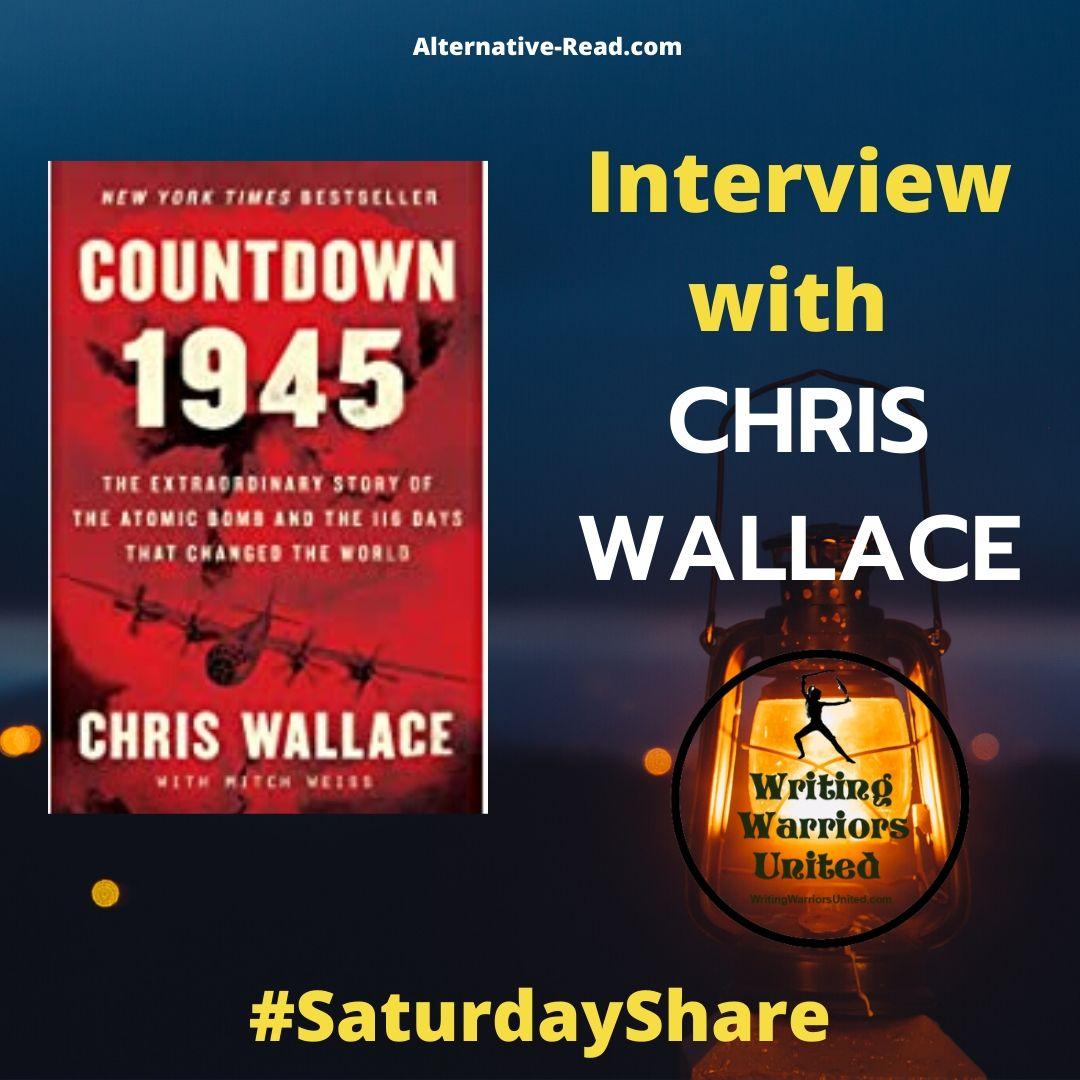 Chris Wallace #SaturdayShare