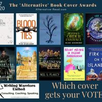 #7 JULY 2020 Alternative Book Cover Award Nominees! Have you voted yet? #Vote for your favourite #BookCover now! [Ends July 31st, 2020] @WritingWarrior2