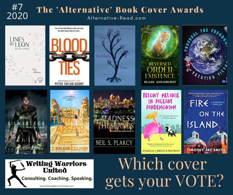 #7 2020 BCA Facebook Post #BookCover #Awards #Poll