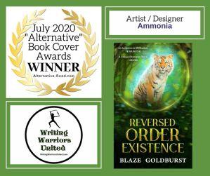 4. Reversed Order Existence - Reversed Order Series (Book 1) by Blaze Goldburst - 1st place BCA winner