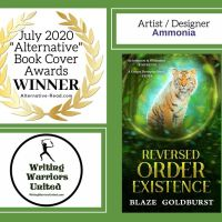The 7th 2020 #AltRead Book Cover Award Winner Announced! #BookCover #bca