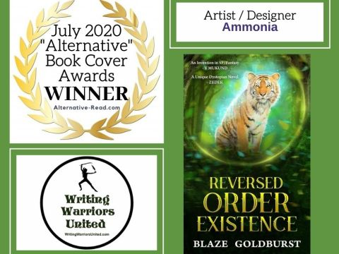 4. Reversed Order Existence - Reversed Order Series (Book 1) by Blaze Goldburst - 1st place BCA winner