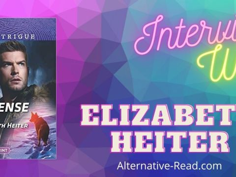Interview with K-9 Defense (A K-9 Alaska Novel) Mass Market Paperback – author Elizabeth Heiter #authorinterview #AltRead #interview #bestseller