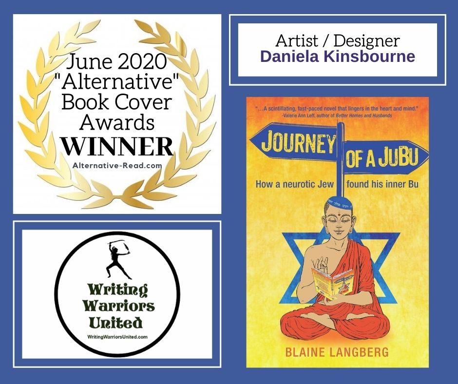 June 2020 1st Place BCA WINNER - Journey of a JuBu by Blaine Landberg