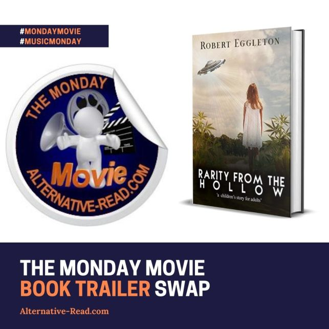 Rarity from the Hollow (Lacy Dawn Adventure, # 1) Kindle Edition by Robert Eggleton #musicmonday #mondaymovie #author #feature on #altread Advert