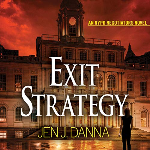 Exit Strategy by Jen Danna - Audiobook Cover