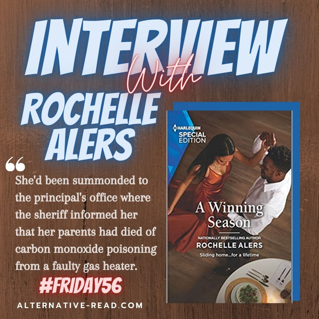 Interview with Rochelle Alers
