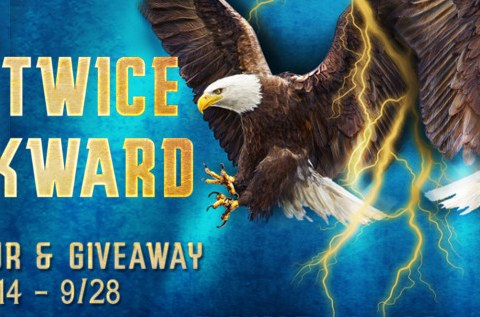 Fly Twice Backward Tour and Giveaway with David McCracken