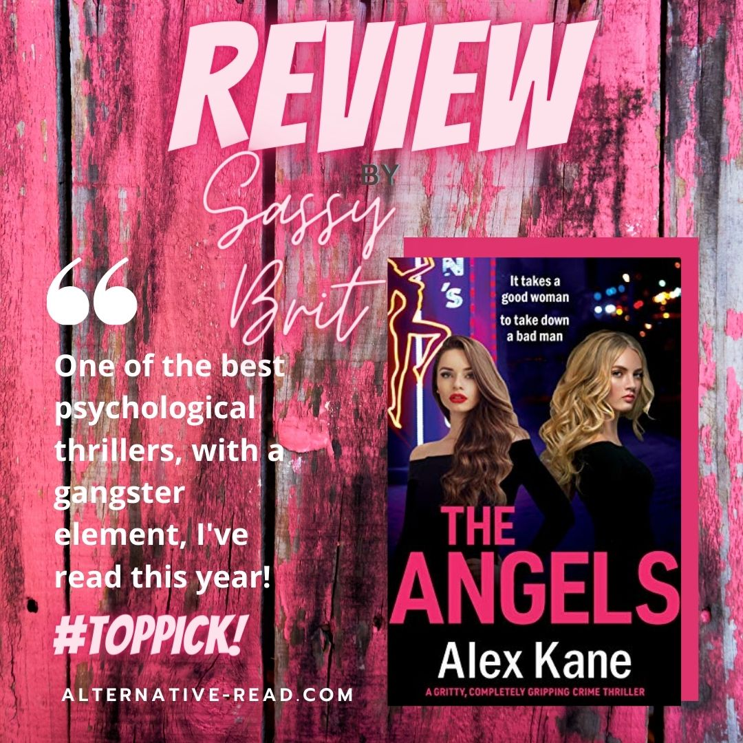 Review - The Angels by Alex Kane - Instagram Post