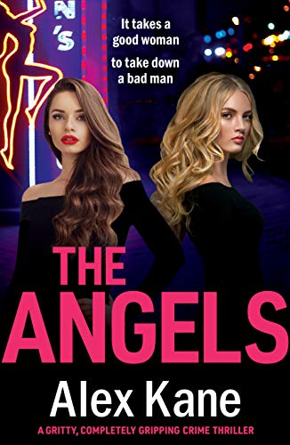 The Angels by Alex Kane - Cover