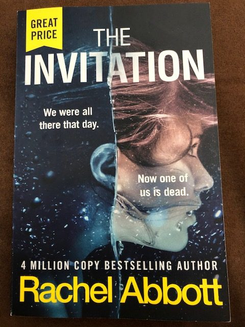 The Invitation by Rachel Abbott Book Cover