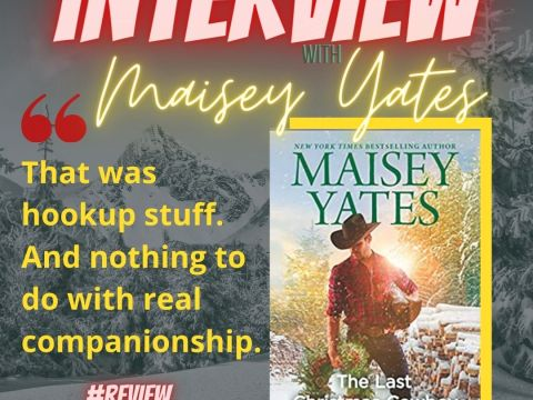 Maisey Yates Interview and review - The Last Christmas Cowboy