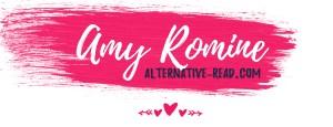 Reviewer : Amy Romine, Alternative-Read.com #AltRead #Reviewer #Reviews
