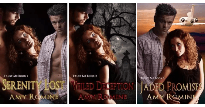 Trust Me Series by Amy Romine