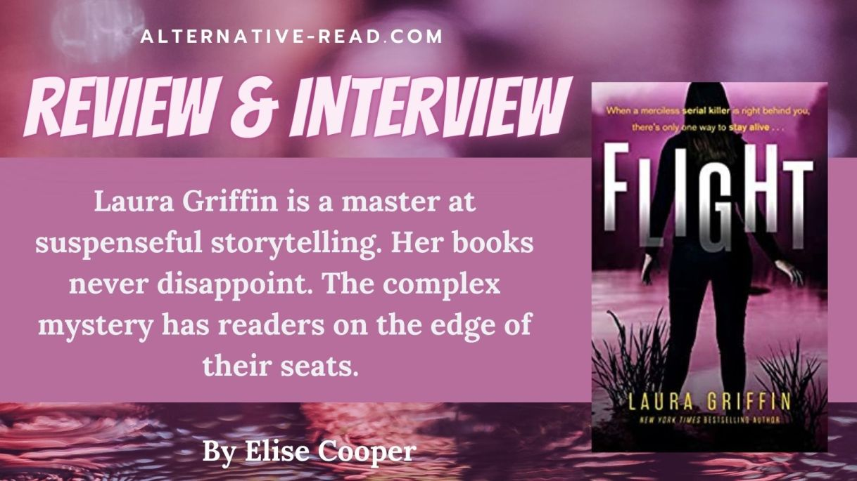 Laura Griffin - Flight : Review and interview
