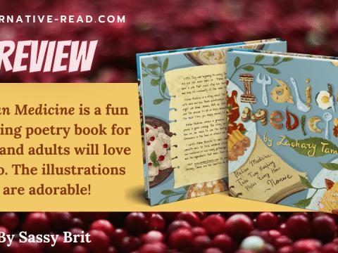 Italian Medicine by Zachary Tamer and illustrator Yevheniia Melnyk #altread #review