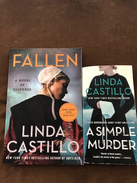 Fallen and A Simple Murder by Linda Castillo