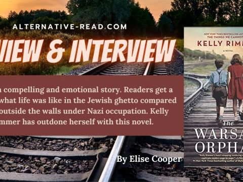 The Warsaw Orphan by Kelly Rimmer Tuesday Teaser #altread #interview #author