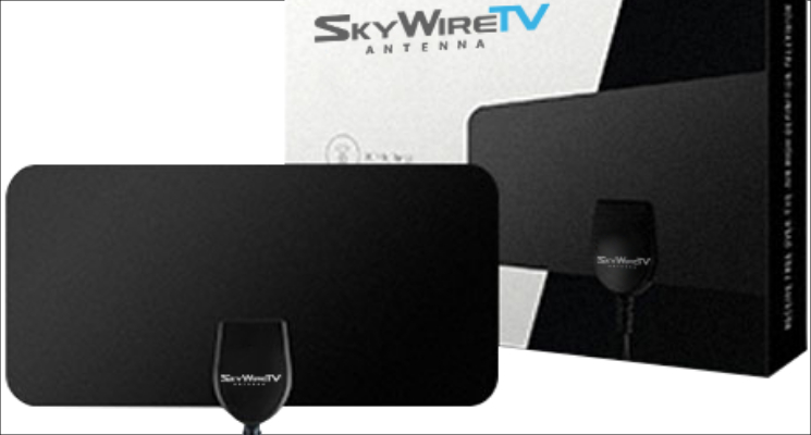 Skywire TV Antenna Review - Read The Unbiased Review Here 2018