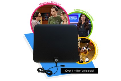 EZ Digital TV Antenna Review