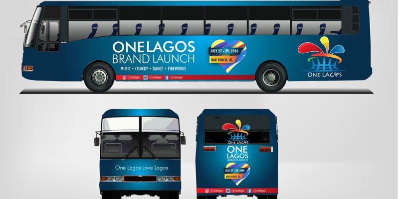 BRT bus Lagos adverts Rates