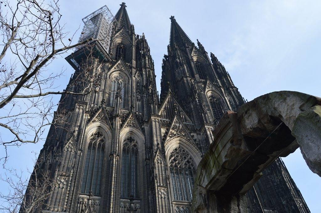 Dom und Nordtor/ KölnerKennen