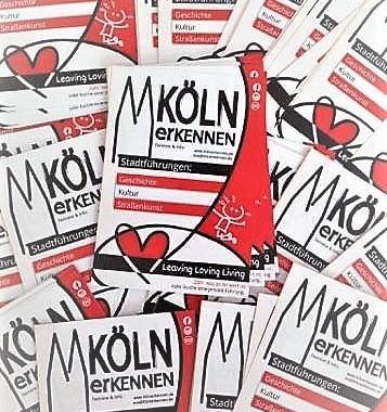 Unterstütz Köln ErKennen Stadtführungen